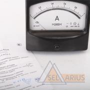 Амперметр М265М - комплектация