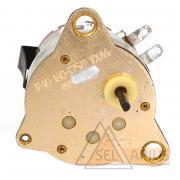 Электрический двигатель ДСО 32-0,1-0,375 - вид снизу