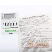 ТМ-16С2 таймер суточный - фото №3