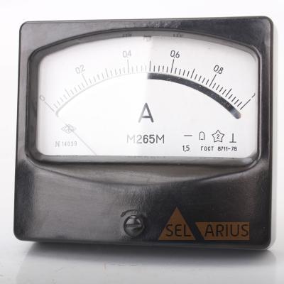 Амперметр М265М - фото
