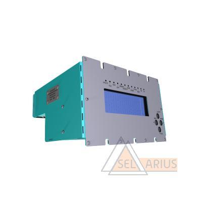 Блок защиты и управления модульный БЗУМТ-2-08 - фото