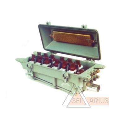 Бокс кабельный телефонный БМВМ 1-2 - фото