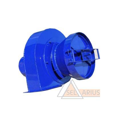 Фото центробежного дутьевого вентилятора ВД