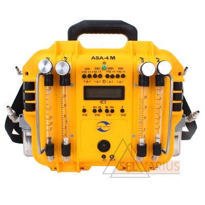 Электроаспиратор ASA-4 - фото