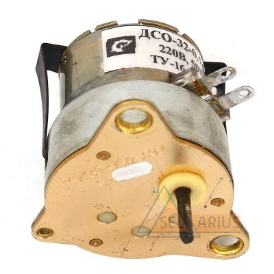 Электродвигатель ДСО 32-0,1-0,375 - общий вид