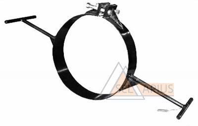 Хомут на контактное кольцо ГР-23.00.00 - фото
