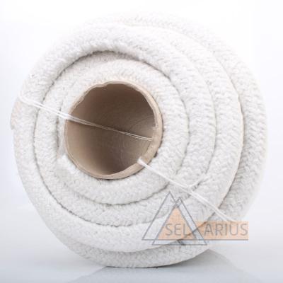 Керамический шнур Europolit ECZ 25 квадратного сечения - фото 1