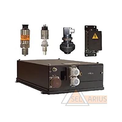 Комплекс регистрации параметров дизель-генераторной установки КРПД