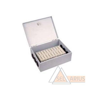 Коробка распределительная КРП-100х2 - фото