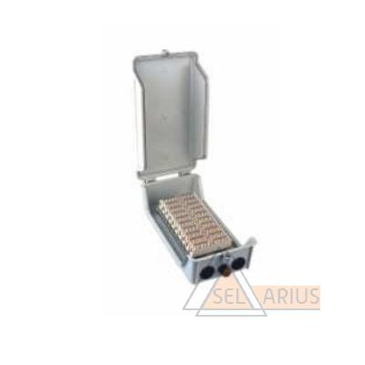 Коробка распределительная КРПУ-100х2 - фото
