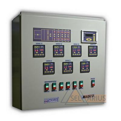 Системы автоматизированного контроля и регулирования для печей МЛ 511/ 512/ 513 - фото