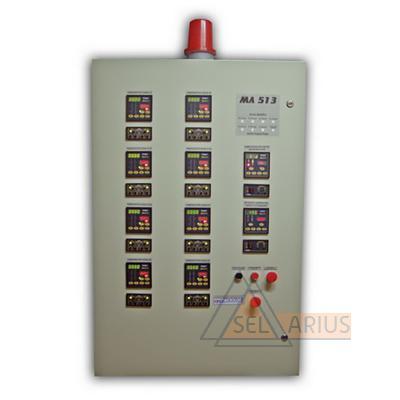 Система контроля и управления МЛ 513 - фото