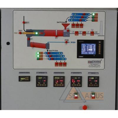 Система автоматизированного контроля и управления МЛ 515 - фото