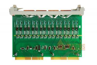 Фото модуля цифро-дискретного преобразования ЦДП16
