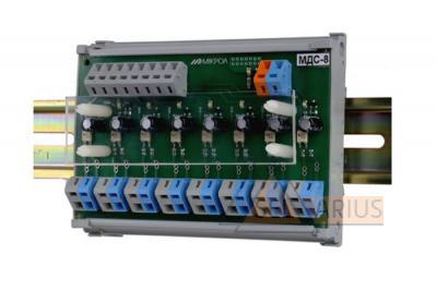 Модуль дискретных сигналов МДС-8 - фото 1