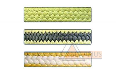 Набивки из кевларовых (арамидных) волокон