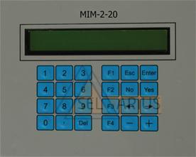 Панель индикации и управления MIM-2-20 фото 1