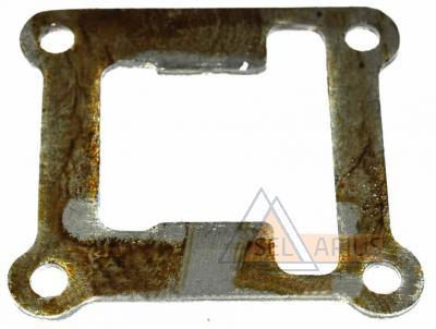 Пластина крышки (нового образца) КПП МТЗ 70-1703084 фото 1