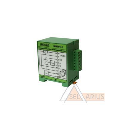 Преобразователь переменный ток-ток МЛ 290.6 - фото