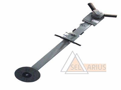 Приспособление для притирки седел задвижек К-8085 Ду100-200 мм - фото