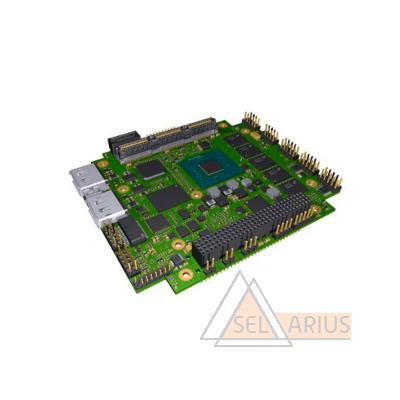 Процессорный модуль C/104 Intel Atom E3800 - фото