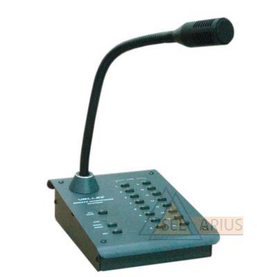 Фото микрофонных пультов ПМ-16