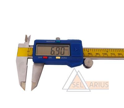 Штангенциркуль с цифровым отсчетом ШЦЦ-1-150-0