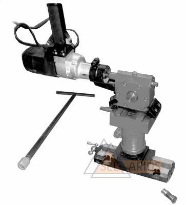 Угловое сверлильное приспособление УСП-3М - фото