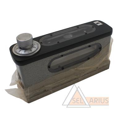Уровень брусковый микрометрический УБМ-165-0,01 - фото 1