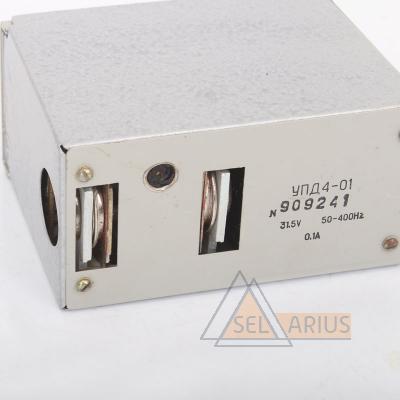 Усилитель полупроводниковый УПД-4-01 Б-12.647.60-01 - фото №1