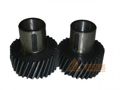 Фото зубчатого колеса ЭК7.01.013 на компрессор эк-4; эк-7; ВВ-0.7/8-720, ВВ-0.8/8-720